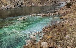 Shoshone Hot Spring