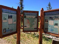 Junco Lake Trailhead