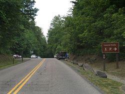 Laurel Falls Trailhead