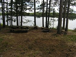 Cruiser Lake Campsite
