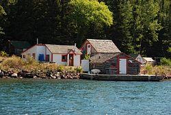 Edisen Fishery Boat Dock