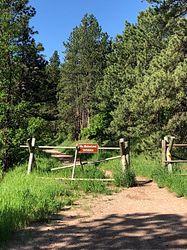 Little Elk Creek Lower Trailhead
