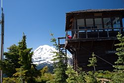 Shriner Peak Lookout Tower