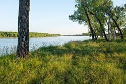 Stipek Fishing Access Site
