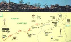 Tanque Verde Ridge Trailhead