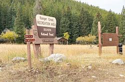 Ranger Creek Campground