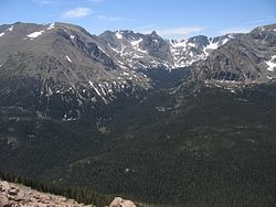Alpine Visitor Center Viewpoint