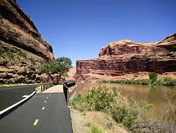 Moab Canyon Pathway