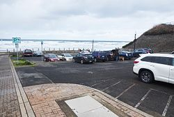 Nye Beach Access