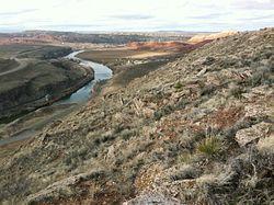 Monument Hill Spur Trail