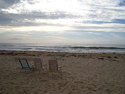Cape St. George Light Beach Access