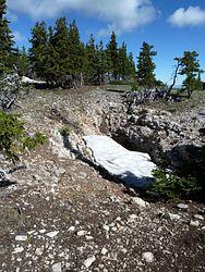 Devils Chute Cave