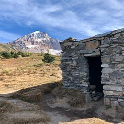 McNeil Point Shelter