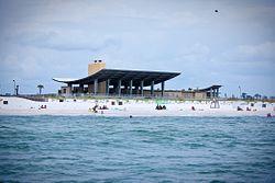 Gulf State Park Beach Pavilion