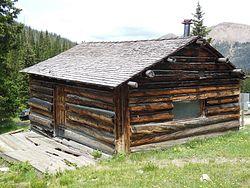 Lake Agnes Cabin