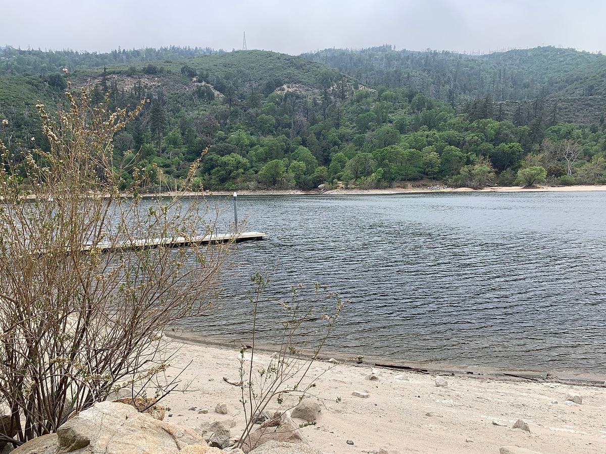 Serrano Beach (Silverwood Lake State Recreation Area