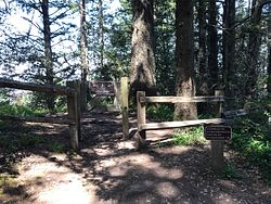 Whittemore Gulch Trail