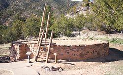 Giusewa Pueblo Kiva