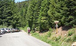 Top Spur Trailhead