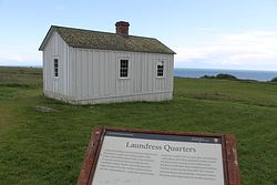 Laundress Quarters